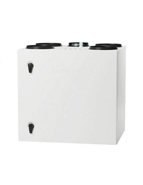 Komfovent Domekt R 400 V rekuperatorius su elektriniu šildytuvu